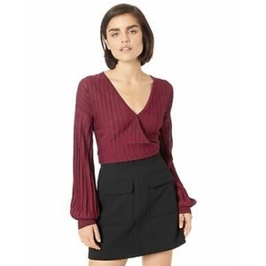 Guess PRISM SHIMMER CROPPED SWEATER